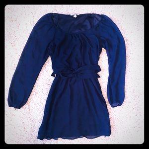 Speechless Mini Dress